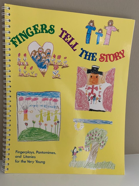 Fingers Tell the Story: Fingerplays, Pantomimes, etc. for the Very Young, compiled by Debbie Stroh