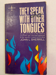 They Speak with Other Tongues, by John L Sherrill