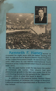 Latter Day Shepherds and Sheepfolds by Kenneth F. Haney