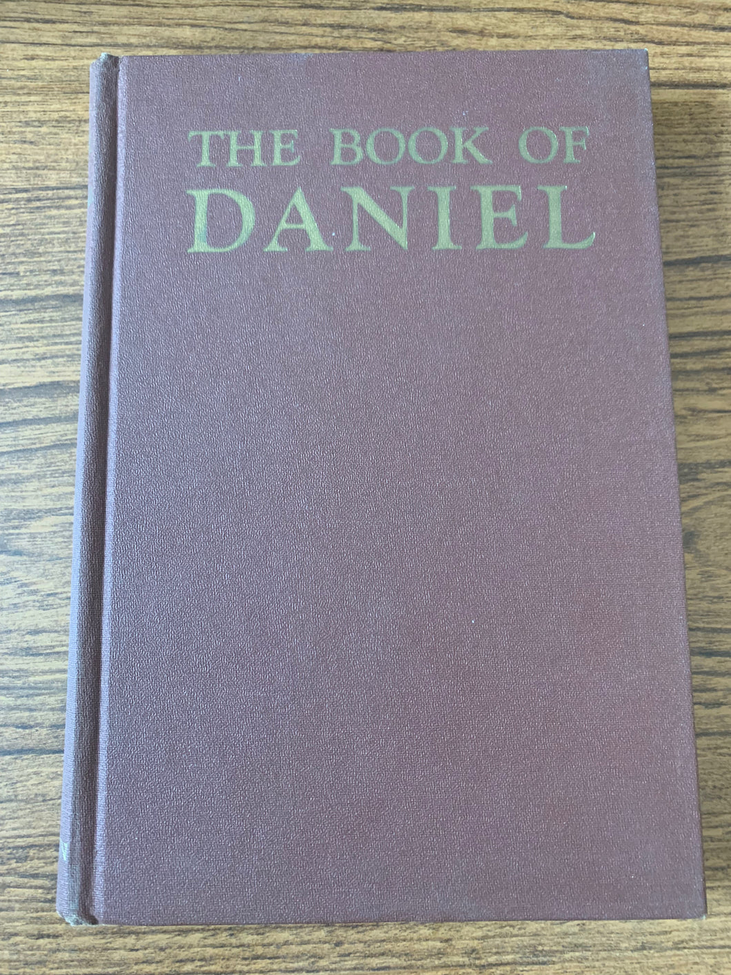 The Book of Daniel by Rev. Clarence Larkin