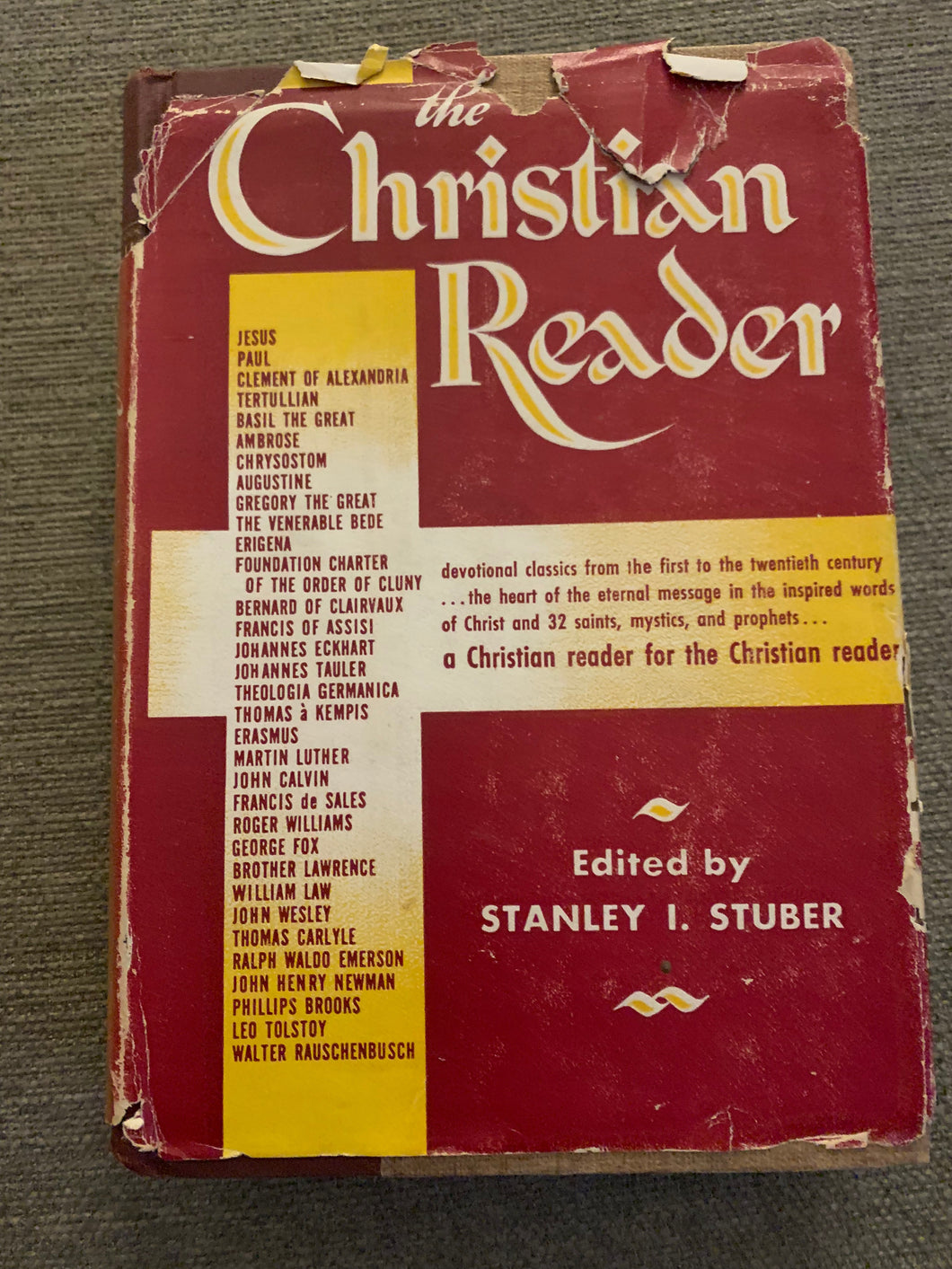 The Christian Reader by Stanley I. Stuber