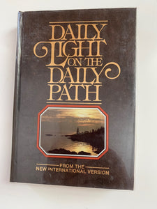 Daily Light on the Daily Path: From The New International Version