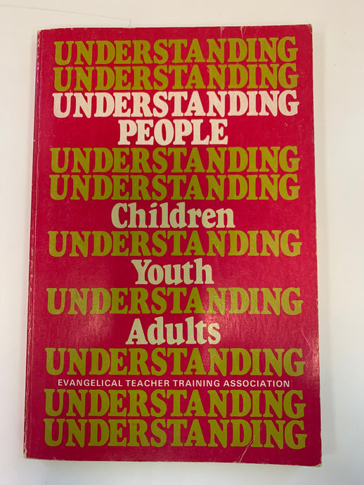 Understanding People by J. Omar Brubaker