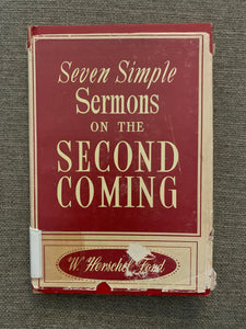 Seven Simple Sermons on the Second Coming by W. Herschel Ford