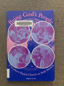 Being God's People by Robert A. Orr