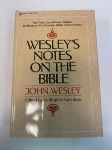 Wesley's Notes on the Bible by John Wesley