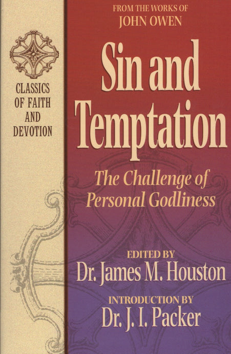 Sin and Temptation by James M. Houston