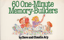 Load image into Gallery viewer, 60 One-Minute Memory-Builders by Dave and Claudia Arp