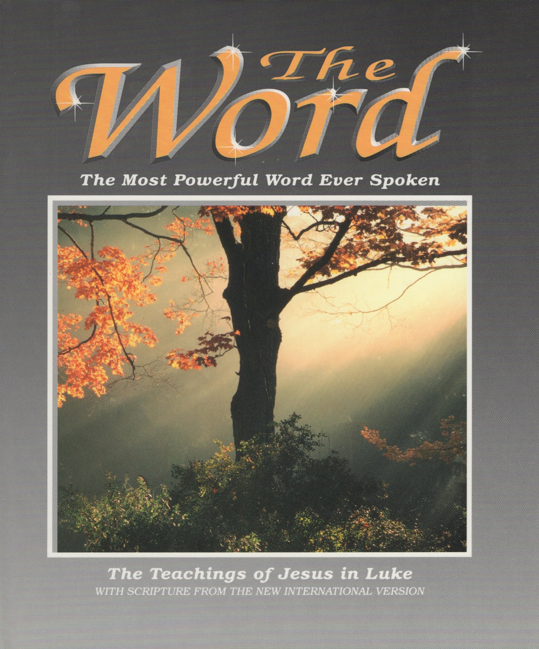 The Word (2): The Most Powerful Word Ever Spoken: The Teachings of Jesus in Luke