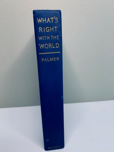 What's Right with the World, by Gordon Palmer