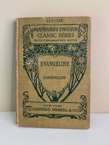 Evangeline, by Henry Wadsworth Longfellow