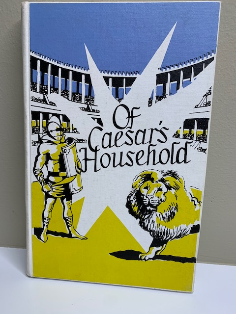 Of Caesar's Household, by Mollie Thompson