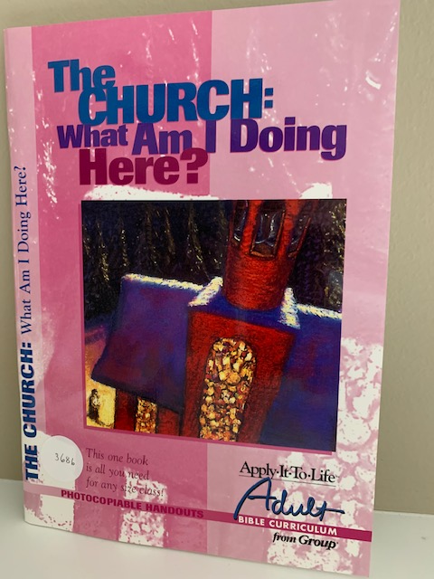 The Church: What Am I Doing Here?