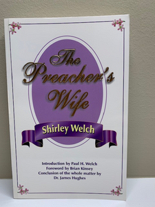 The Preacher's Wife, by Shirley Welch