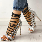 Woven Your Life Heels