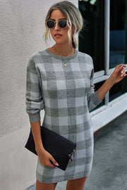 plaid cultivate one's morality dress