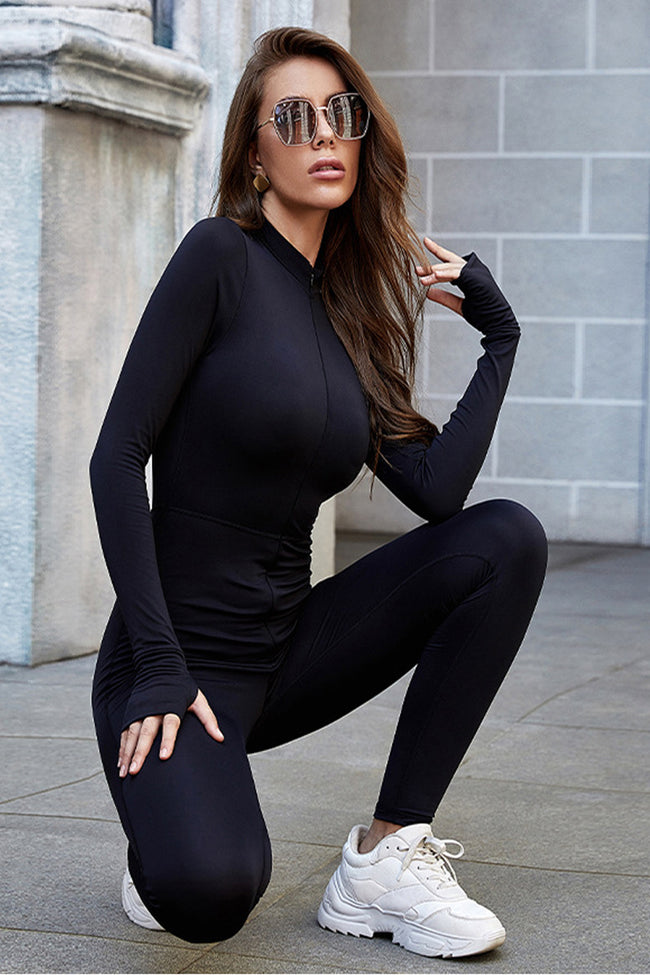 Fitness Running Yoga Sports Jumpsuit