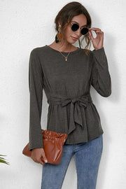 Slim Long Sleeve Top