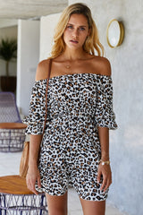 Prove Yourself Leopard Dress