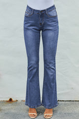 Old Style Flared Jeans
