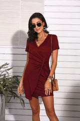 Too Short A Date Dress