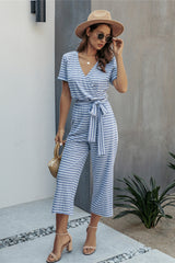 Nice Day striped Jumpsuit