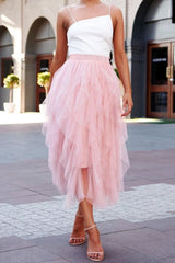 Love Struck Yarn Skirt