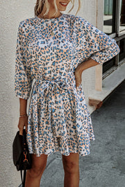 See All Money Leopard Dress