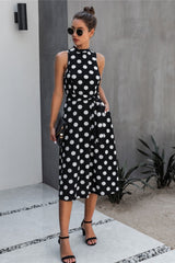 Be the Queen Dot Dress