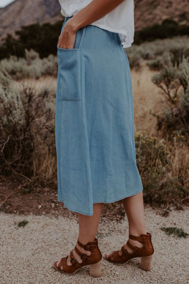 Experience the Nature Pocket Skirt