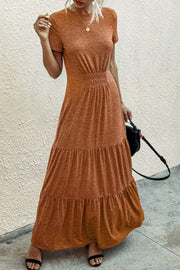 Simple Is All Pleated Dress