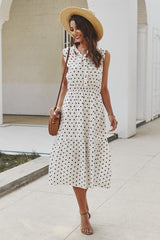 Dot Ties Dress