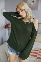 Crochet Plain T-Shirt