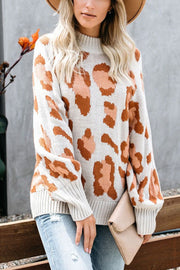 Big Leopards Sweater