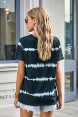 Irregular Striped T-Shirt