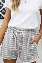 Striped Ties Shorts