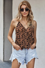 Printed Loose Camisole