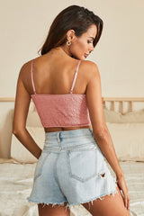 Plain Knit Camisole