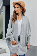 Bat Sleeve Cardigan