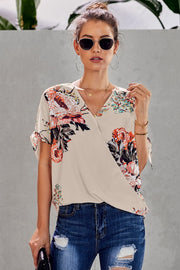Printed Loose Shirt