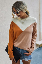 Fashion slim pullovers