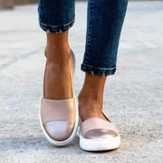 All Season Slip-on Round Toe Loafers - Pavacat