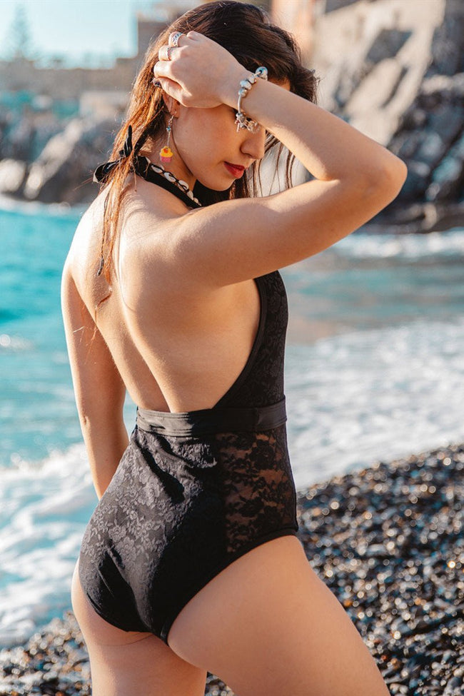 Aloha Honey One Piece Swimsuit - Pavacat