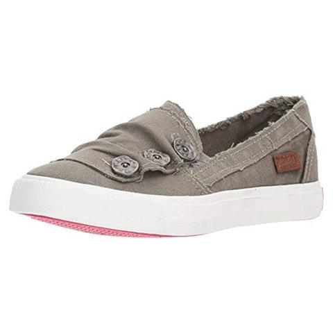 Casual Button Comfy Sneaker - Pavacat
