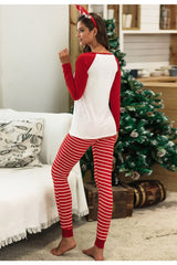 Christmas Home Suit - Red - Pavacat
