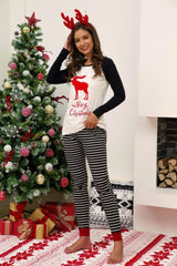 Christmas Print Casual Suit - Pavacat
