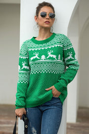 Christmas Snowflake Pullover - Pavacat