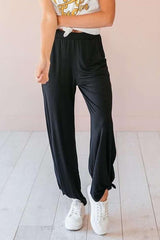 Going Up Wide Leg Zipper Pants - Pavacat
