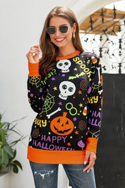 Halloween Party Sweatshirt - Pavacat