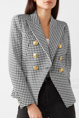 Spring Must Have Button Suit Coat - Pavacat
